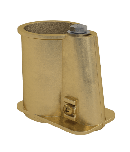 Inch Bronze West Coast Anchor Socket