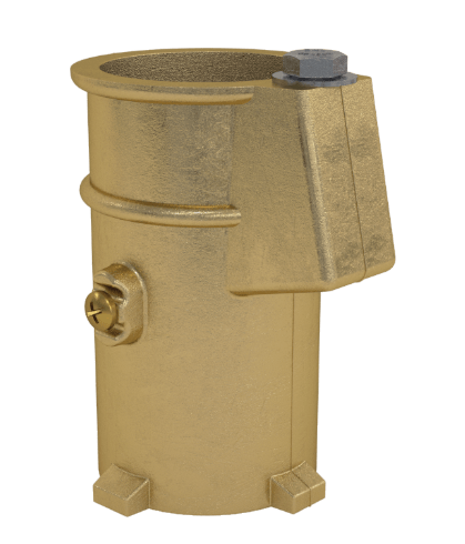4 Inch Bronze Anchor Socket