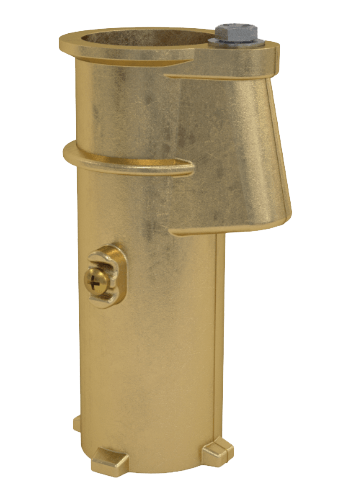 6 Inch Bronze Anchor Socket